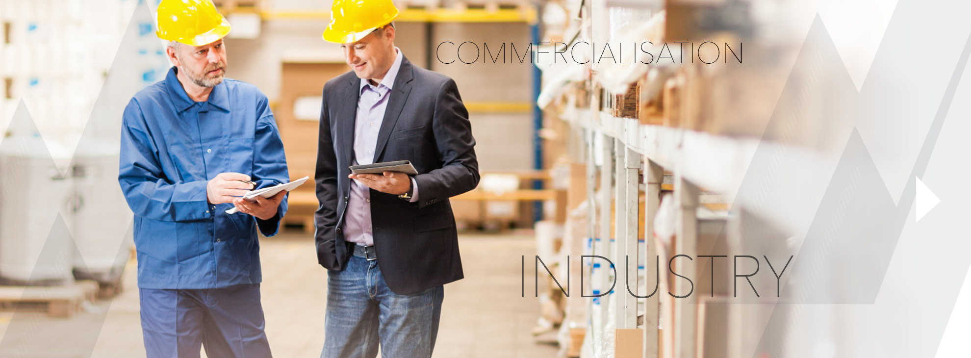 Commercialisation and Industry